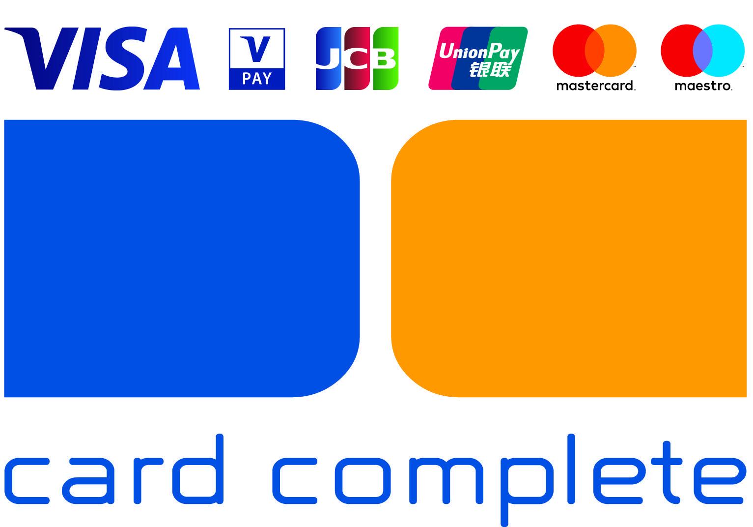 card complete bridgify Bankomat Zahlung akzeptieren